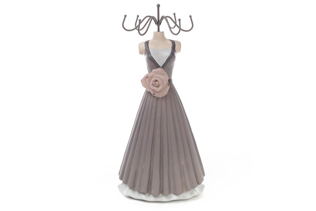 Подставка для украшений Платье
