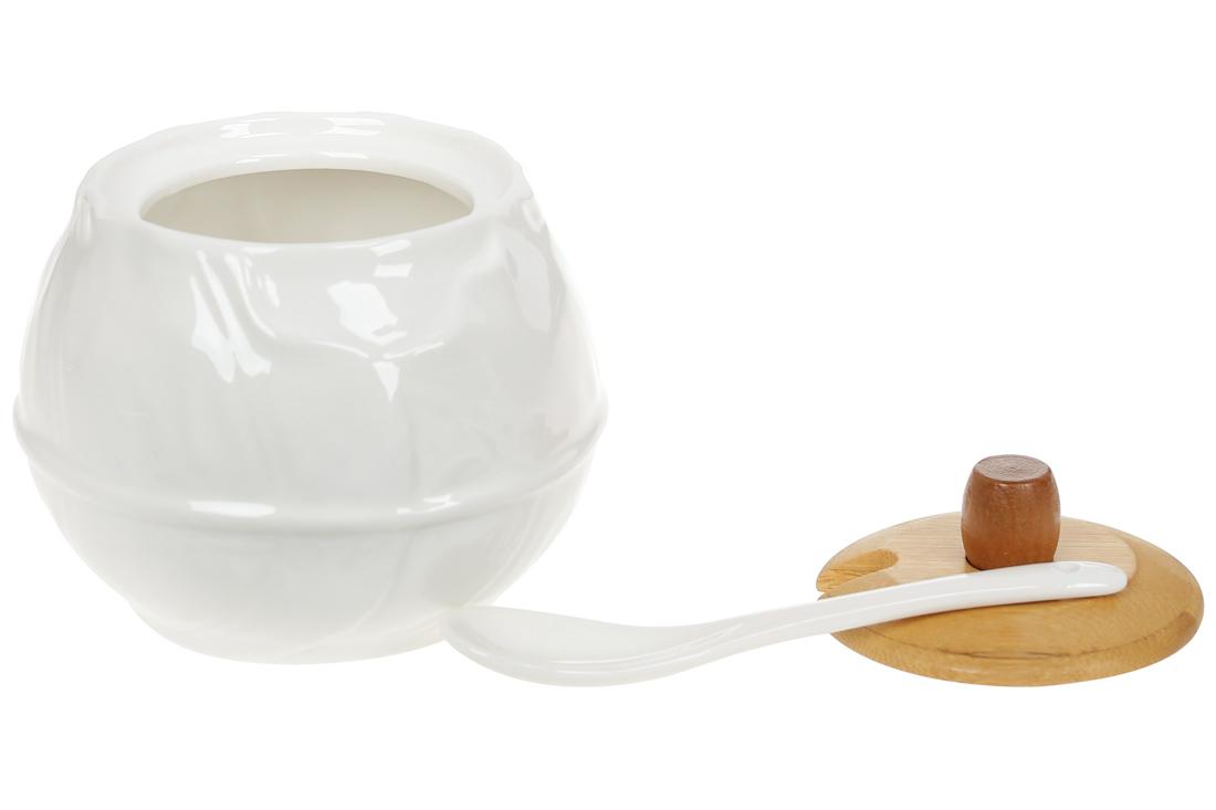 bonadi Сахарница с ложкой
