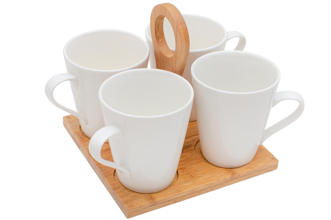 Набор чайный на подставке