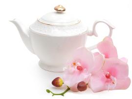 Чайники фарфоровые и керамические