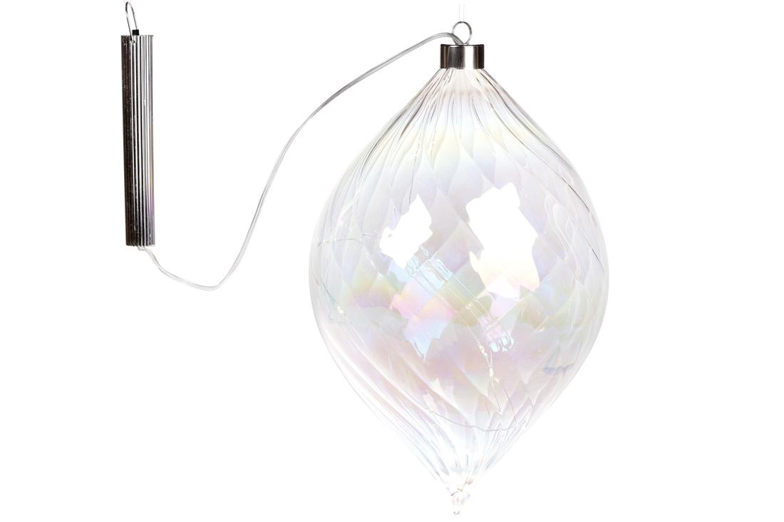 Елочное украшение с LED