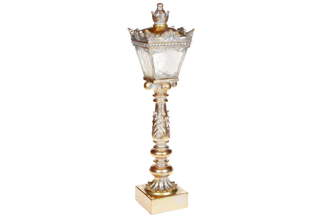 Декоративный Фонарь с LED
