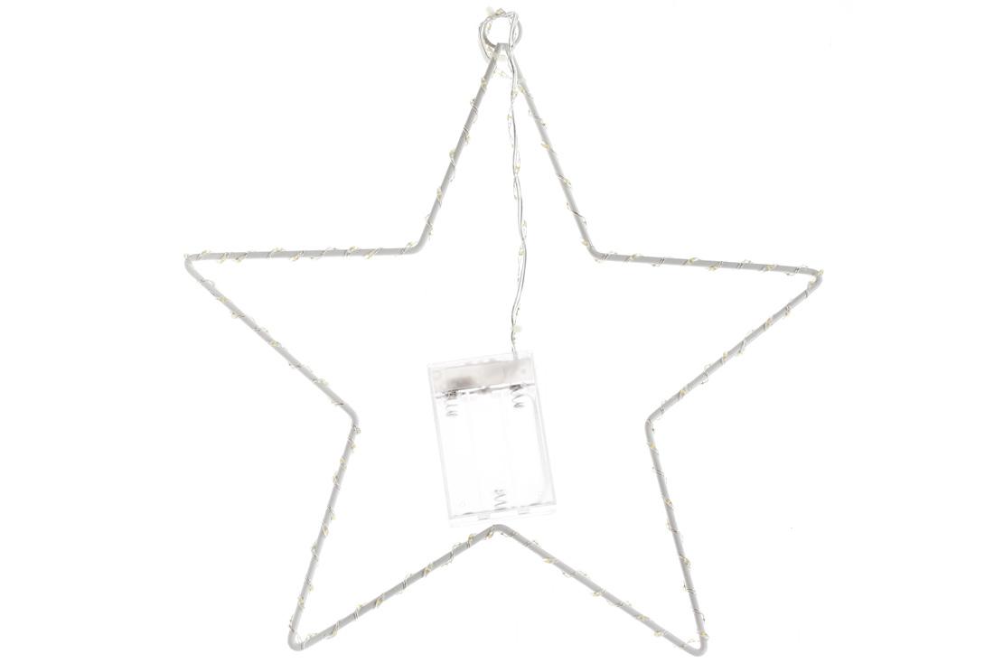 Светящийся декор Звезда
