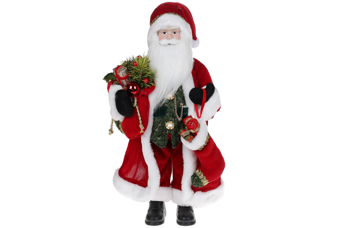 Мягкая игрушка Санта