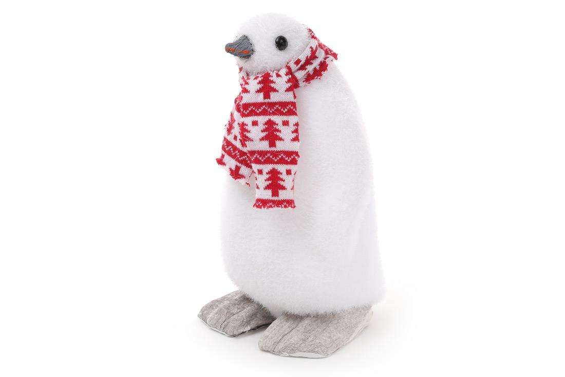 Новогодняя фигура Пингвин