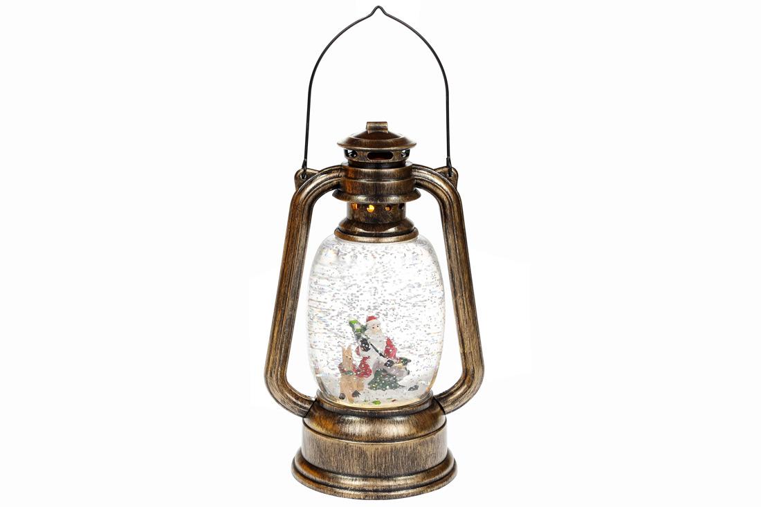 Масляный фонарь с LED