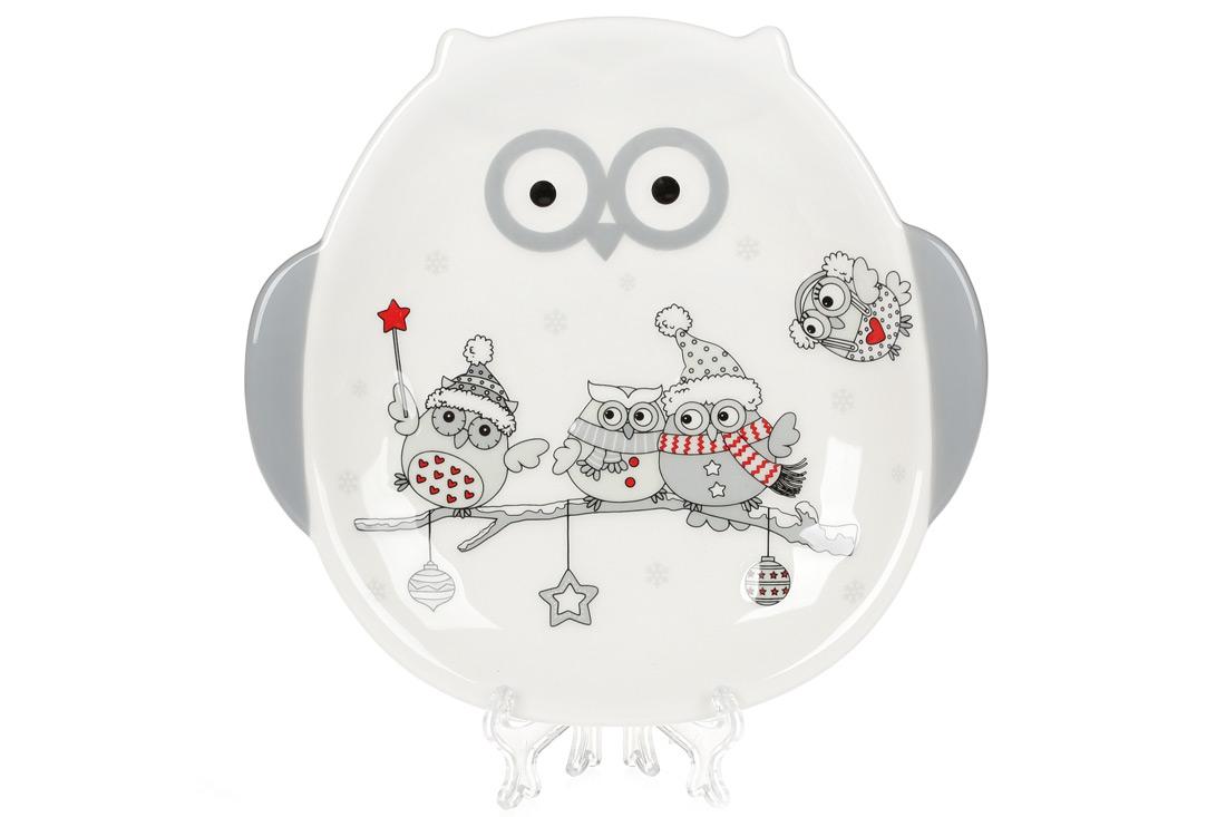Тарелка керамическая